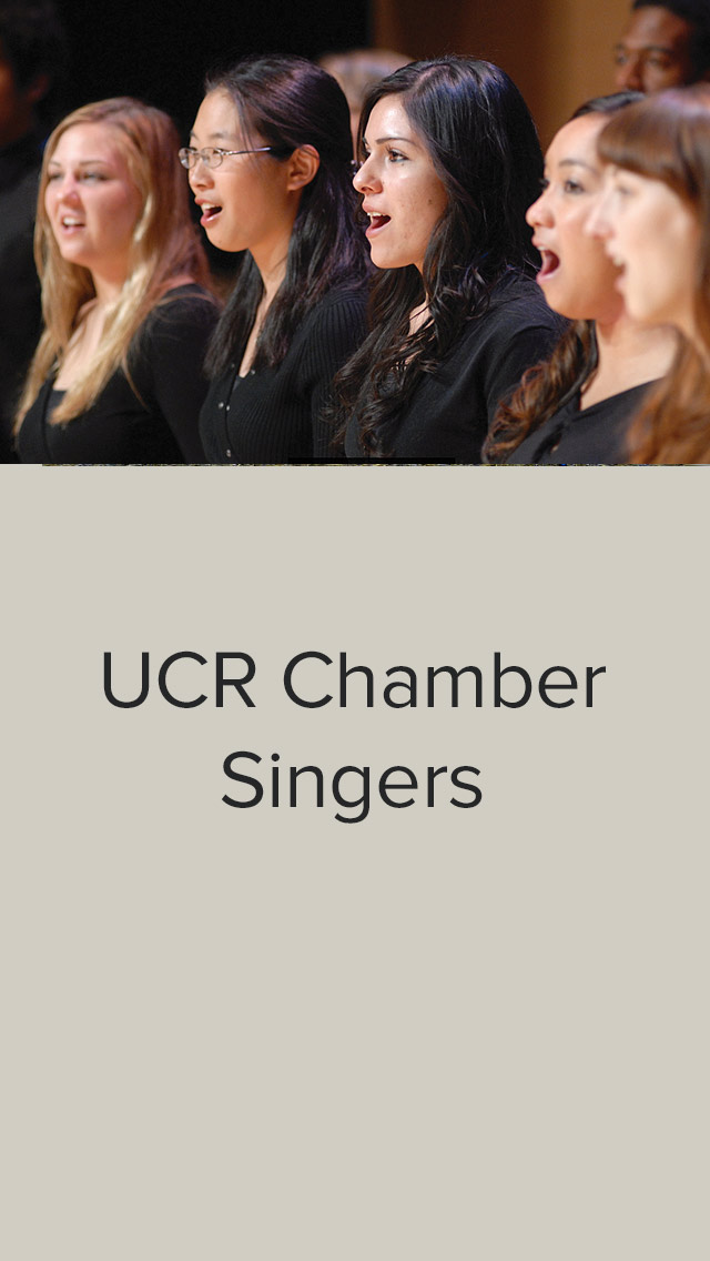UCR Chamber Singers